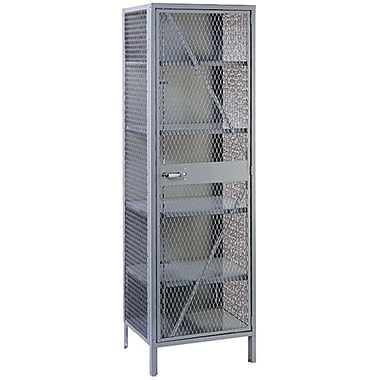 Visible Storage Wire Mesh Cabinets