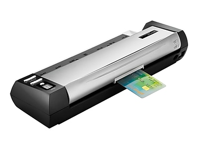 Plustek Mobileoffice D430-G - Sheetfed Scanner - 783064645881 - Black/Silver
