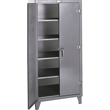 Rough & Tough Storage Cabinets, 4, Cabinet, Height