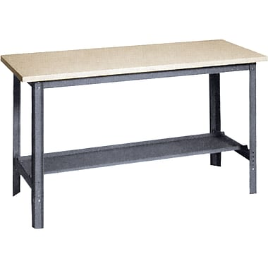 Economy Grade Open Workbenches, 48