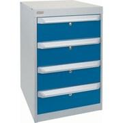 Armoires, armoires à 4 tiroirs