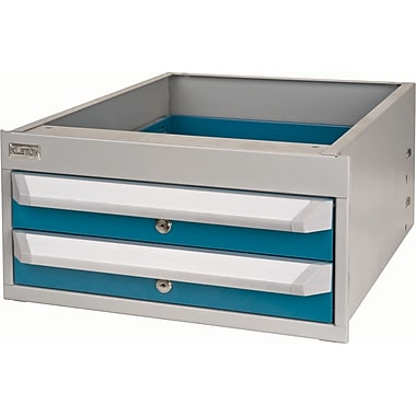 Workbench, Double Drawer Units