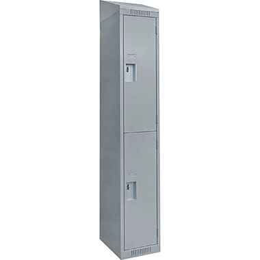 Assembled Clean Line Economy Lockers, Fj180