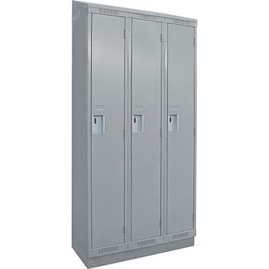 Assembled Clean Line Economy Lockers, Fj202
