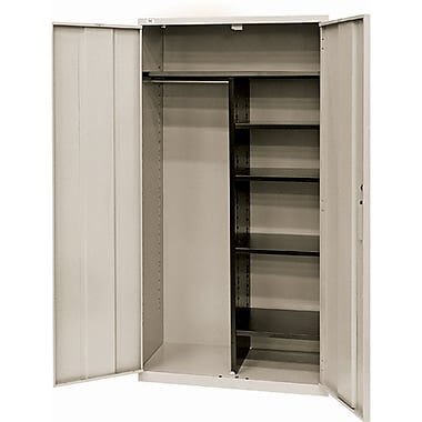 All-welded Combination Storage Cabinet, 4, Cabinet, Beige