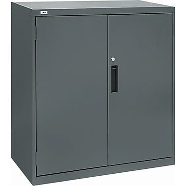 All-welded Lo-boy Storage Cabinet4, Charcoal