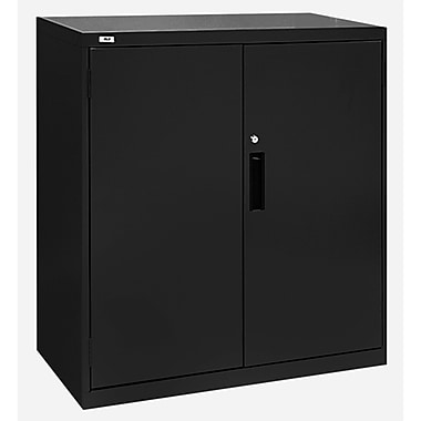 All-welded Lo-boy Storage Cabinet4, Black