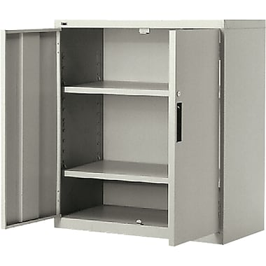 All-welded Lo-boy Storage Cabinet, 4, Cabinet, Depth, 18