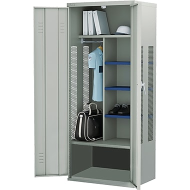 All-welded Deluxe Gear Locker, 4, Locker, 36