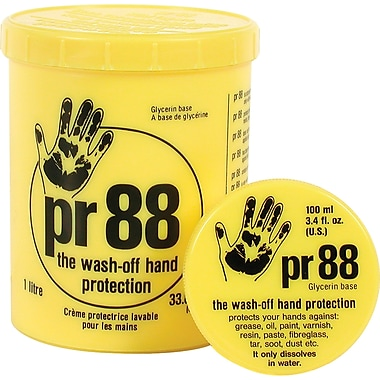 Pr88 Skin Protection Barrier Cream-the Wash-off Hand Protection, JA053