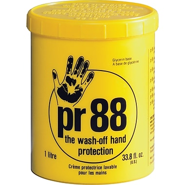Pr88 Skin Protection Barrier Cream-the Wash-off Hand Protection, JA054