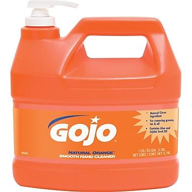 Gojo Natural Orange Hand Cleaner, JA152