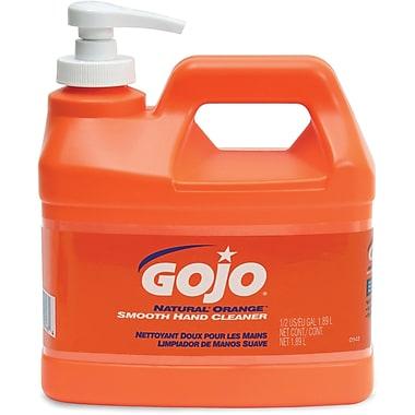 Gojo – Nettoyant Natural Orange pour les mains, JA329