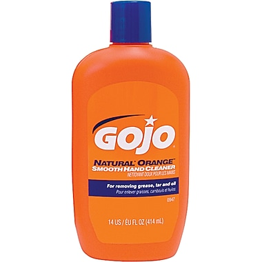Gojo Natural Orange Hand Cleaner, JA330