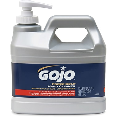 Gojo Power Gold Hand Cleaner, JA335