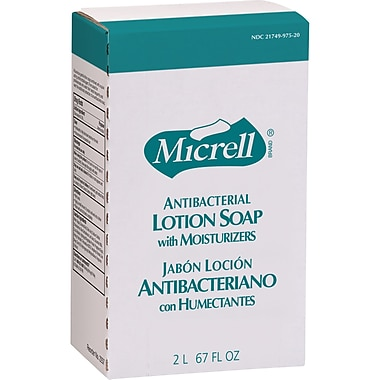 Micrell Antibacterial Lotion Soap, JA365