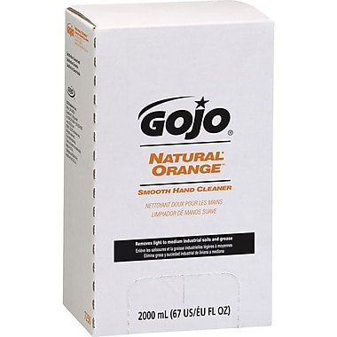 Gojo Natural Orange Hand Cleaner, JA373