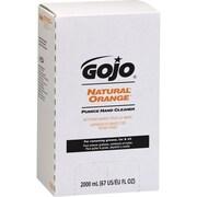 Gojo – Nettoyant Natural Orange à la pierre ponce pour les mains, JA374