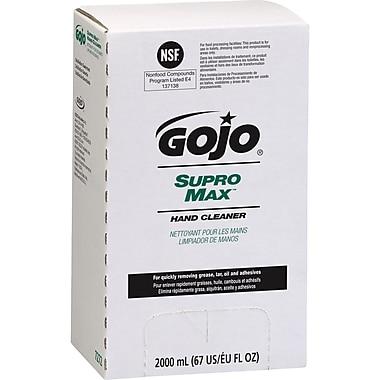 Gojo Supro Max Hand Cleaner, JA377