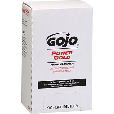 Gojo Power Gold Hand Cleaner, JA378