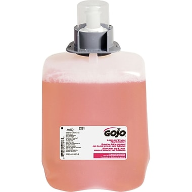 Gojo Luxury Foam Hand Wash, JA409, 2/Pack