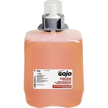 Gojo – Savon mousse antibactérien de luxe pour les mains, JA410, paq./2