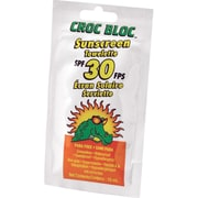 Croc Bloc SPF 30 Sunscreen CrocPac, 50/Pack