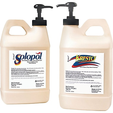 Hand Cleaning, Heavy-Duty,Solopol