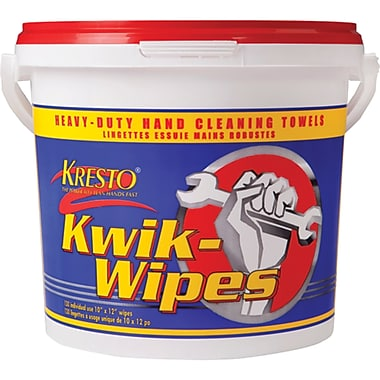 Kresto Multipurpose Kwik-Wipes, 2/Pack