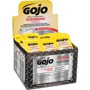 Gojo – Serviettes nettoyantes multiusage, présentoir en carton, paq./2