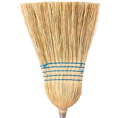 Corn Brooms, Office, 12/Pack