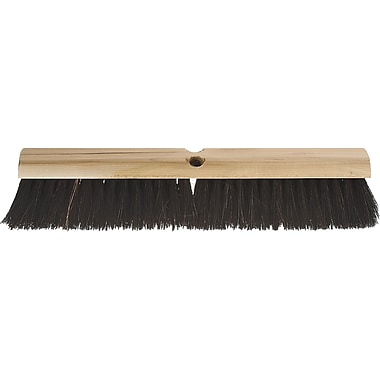 Industrial Natural Medium Sweep Brooms, 18