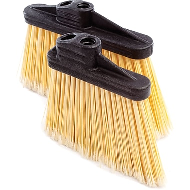 Upright Brooms, Dual Angle Pro, 48