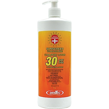 SPF 30 Sunscreen, JD322, Lotion, 2/Pack