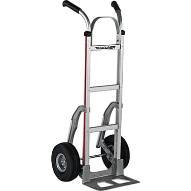 Aluminum Hand Trucks, Nose Plate Dimension W
