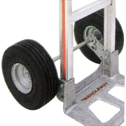 "Aluminum Hand Truck Accessories, Carefree 10"" Wheel"