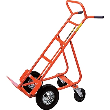 Hand Trucks With Swivel Casters