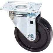 "General Purpose Casters, Tread Width"", 1 1/4, Swivel General Purpose Casters, Bearing Type, Nylon"