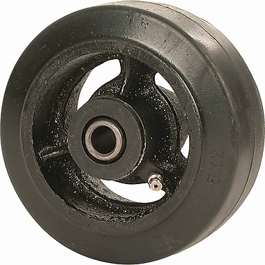 Mold-on Rubber Wheels, Tread Width
