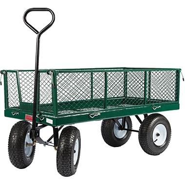 Wagons W/fold-down Racks
