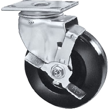 Heavy-duty Emaxx Kingpin Casters, Wheel Dia