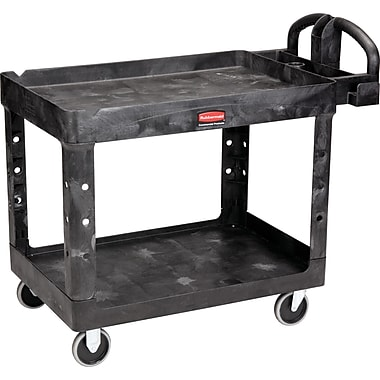 Heavy-duty Utility Carts, Caster Type, 8