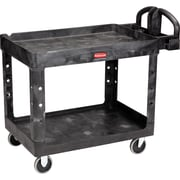 """Heavy-duty Utility Carts, Caster Type, 5"""" Non-marking Tpr, Black, , Ml450, 500"""
