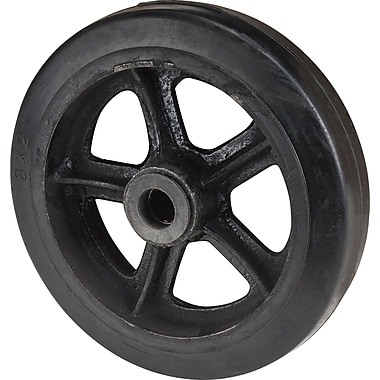 Hand Truck Replacement Wheel, Wheel Size H