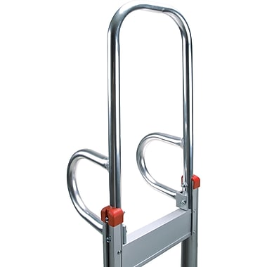 Aluminum Hand Truck Handle, Hand Truck Handle, 2.1 Lbs, 2/Pack