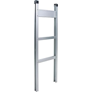 Aluminum Hand Truck Frame, Frame Material, Aluminum, Handle Type, Straight Frame With Large Cross Bar
