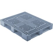 Medium-duty Rackable Plastic Pallets