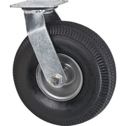 "Heavy-duty Platform Truck, Replacement Casters, Tread Width, 3"" W, Swivel 12"" H"
