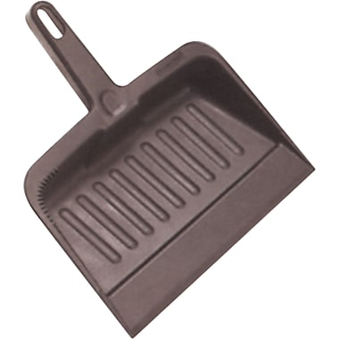 Steel Dust Pan, 12/Pack