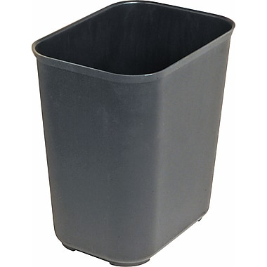 Fire Resistant Wastebaskets, Dimensions L
